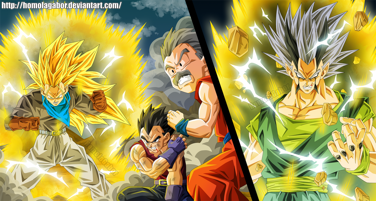 Dragon Ball Favourites By SkySonSSj1 On DeviantArt
