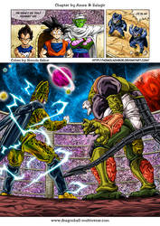 DragonBall Multiverse 1110 by HomolaGabor