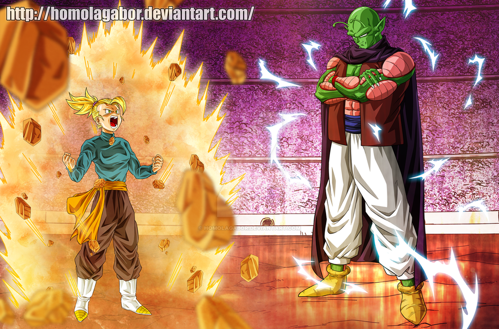 Fanfic Dragon Ball Multiverse: The Novelization - Part 15 ...  |Dragon Ball Multiverse Gast