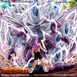 DragonBall Multiverse - 1170 Beauty Vs the Beast