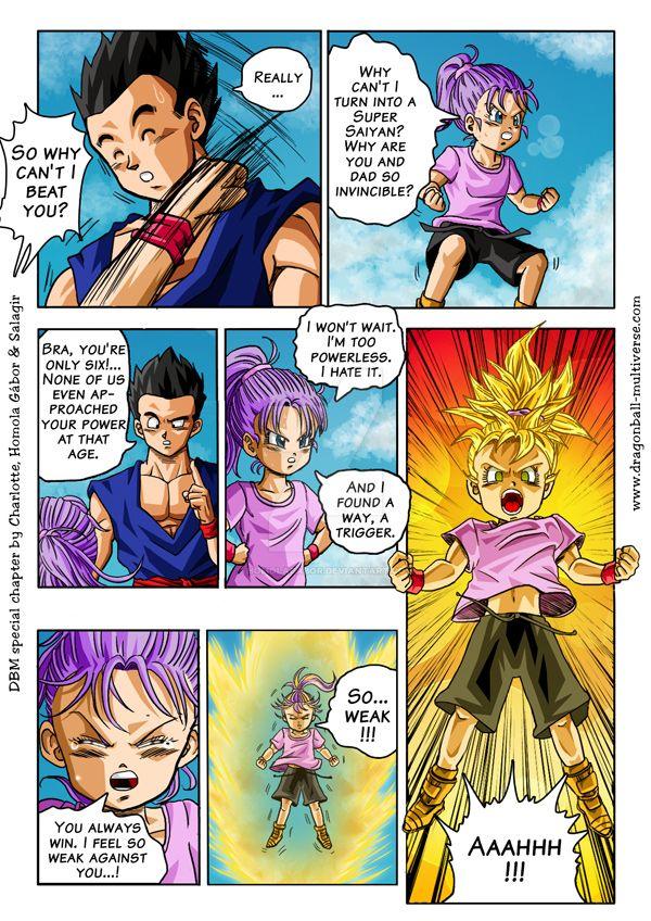 Dragon ball z porn comics pic 84