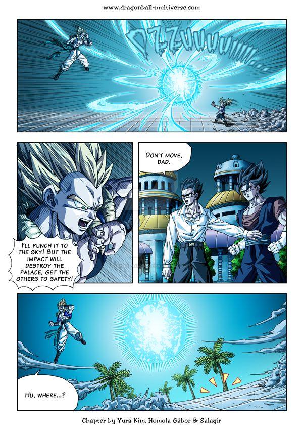 DragonBall Multiverse 1242 by HomolaGabor