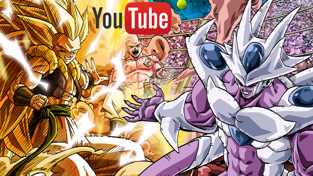 DragonBall Multiverse 51th ch. on YOUTUBE by HomolaGabor
