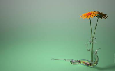 Naturficial Flower