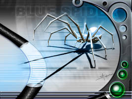 BLUE-SPIDER by playmobil