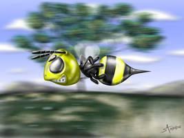 Abelha Furiosa - Mad Bee by playmobil