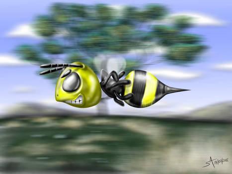 Abelha Furiosa - Mad Bee