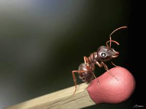 Formiga Virtual - Virtual Ant