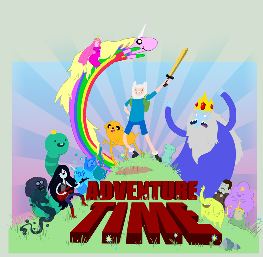 Adventure Time by Niichts