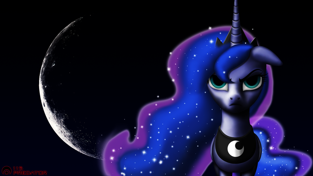 Luna's Corruption - Waxing Crescent by 115Predator