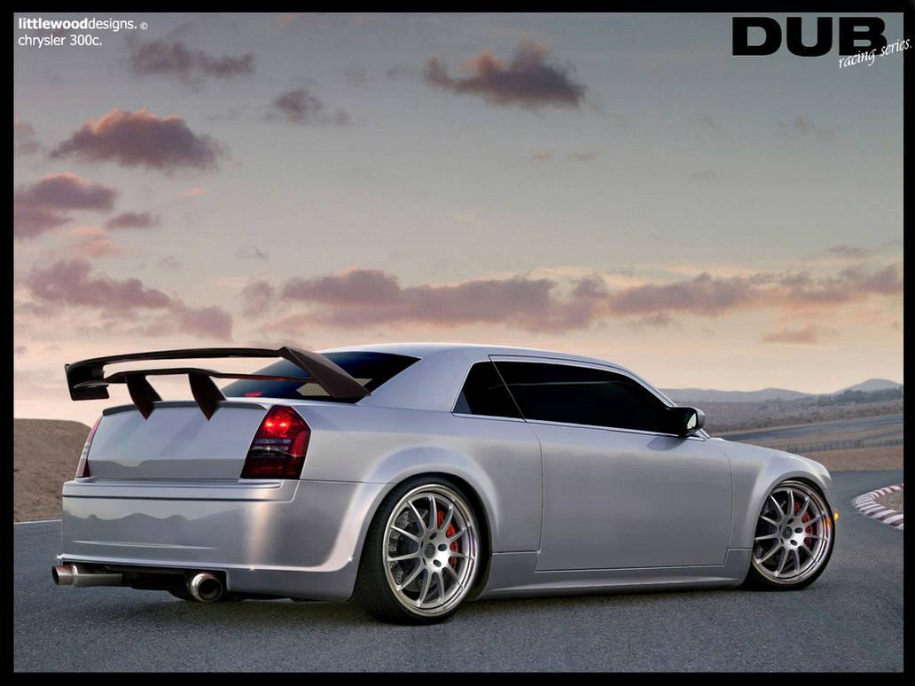 Chrysler 300c Dub Race Series By Littlewooddesigns On Deviantart