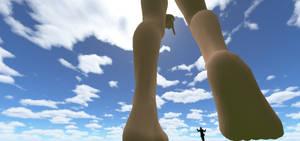 Ayane shrinks angle 7