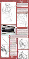 Traditional Inking Tutorial 8D