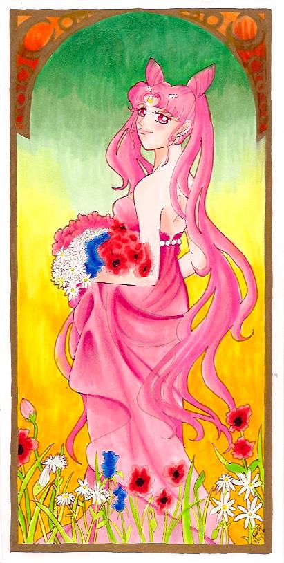 Princess Lady Serenity by tabaotsi