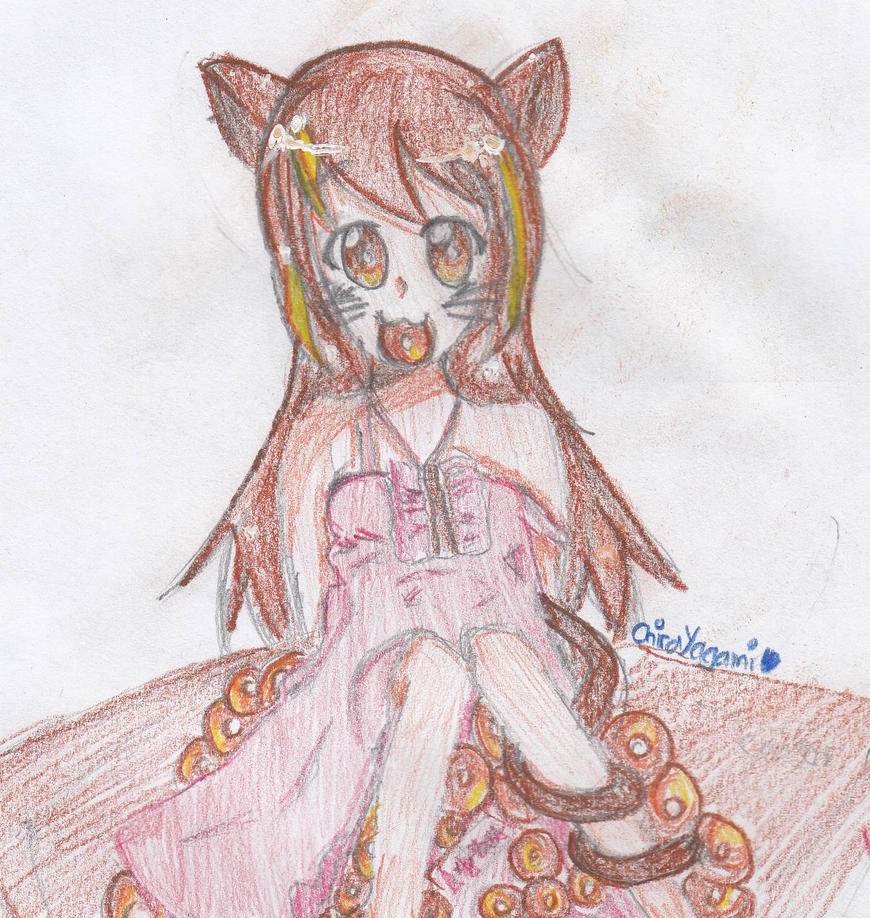 Donats Neko by chirayagami