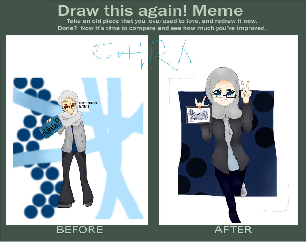 Draw this again by chirayagami