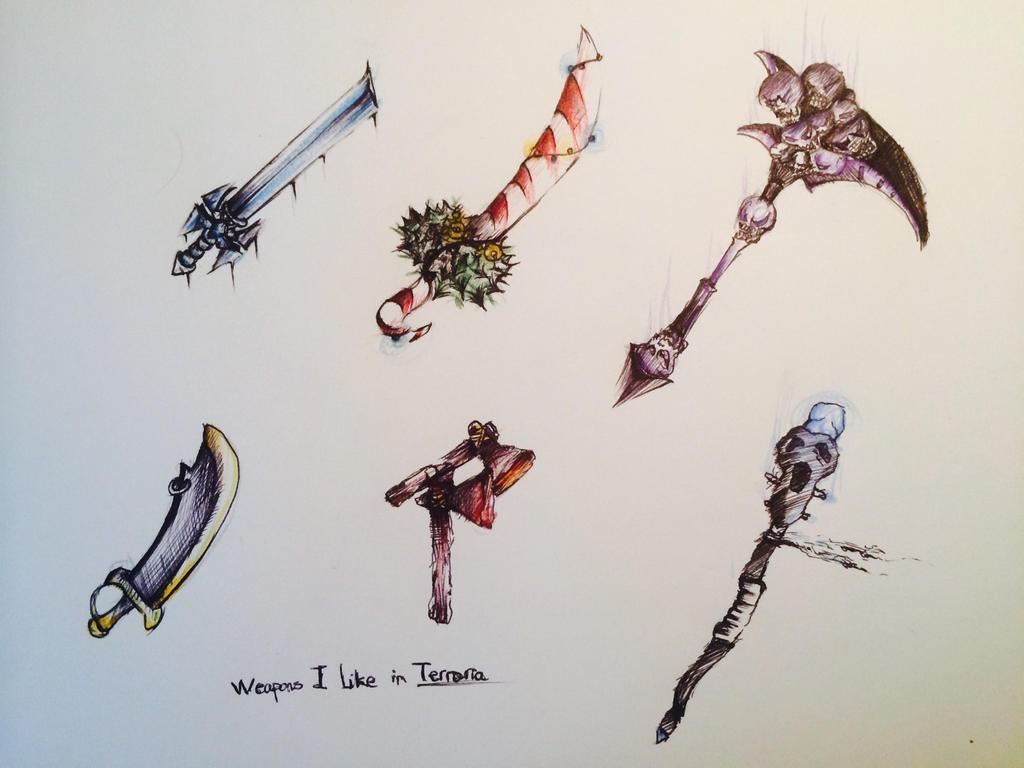 Craft Magic Wepon