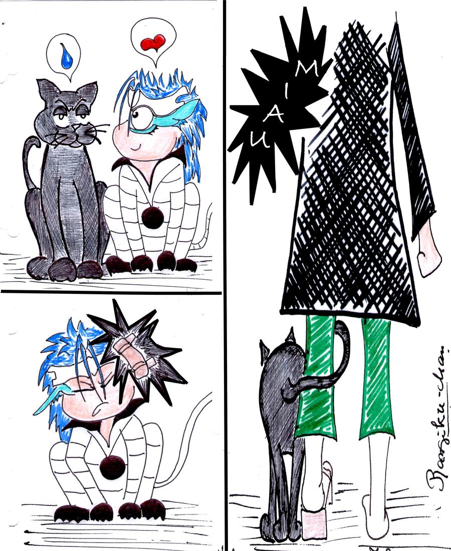 Dibujos! Grimmjow_Youruchi_by_nntt