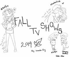Fall TV Shows PREVIEW 2014