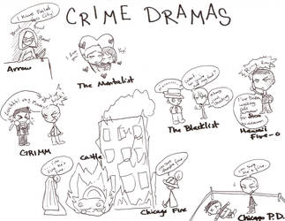 Fall TV Shows 2014: Crime Dramas Part 1