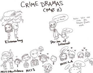 Fall TV Shows 2014: Crime Dramas Part 2