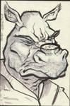 Gennosuke from Usagi Yojimbo