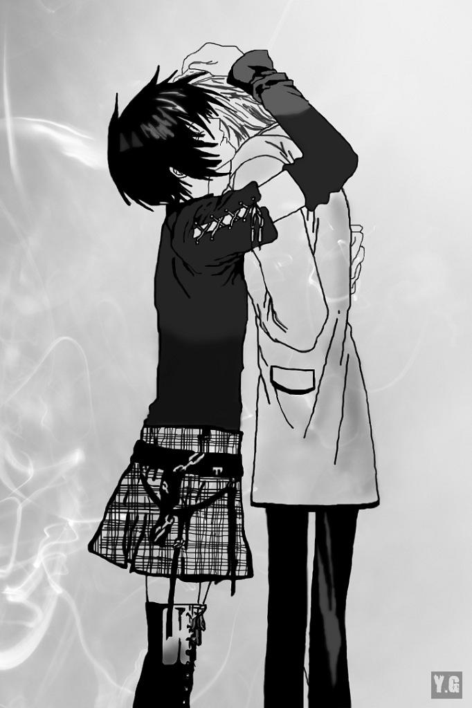 Akira-Mizuki by YuuGray