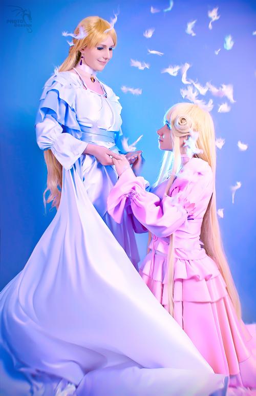 Kyoko Mogami and Nanokura Mimori 3 by YuuGray