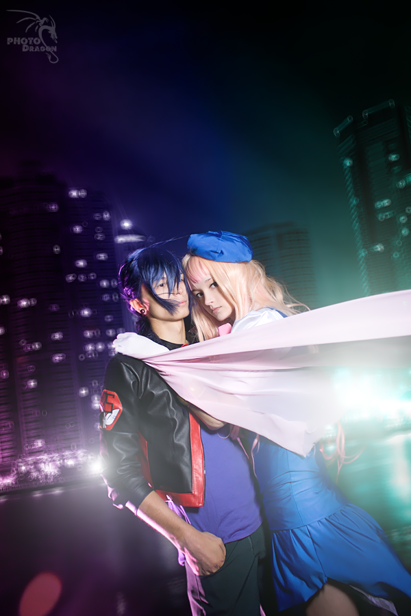 Sheryl Nome and Alto Saotome by YuuGray