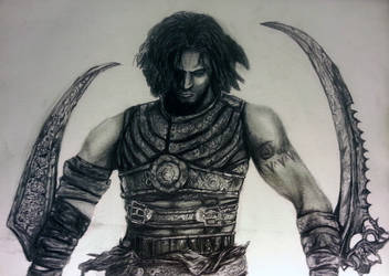 The Prince of Persia by Dues-X