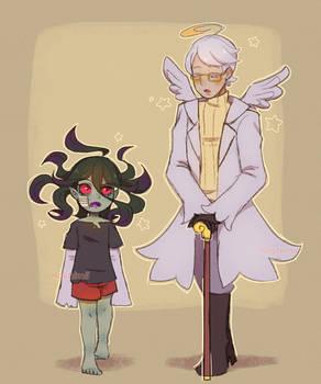Kid Niri And Ness