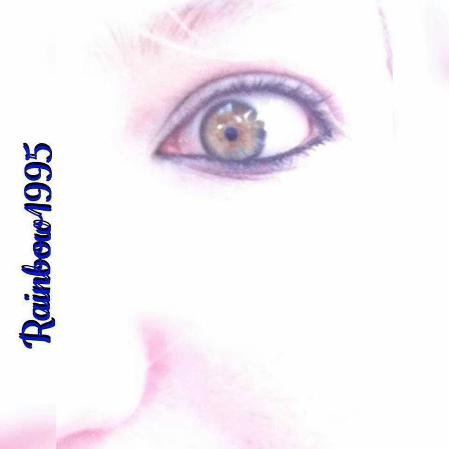 My eye by Leadmare111