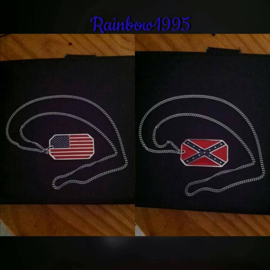 American Rebel by Leadmare111