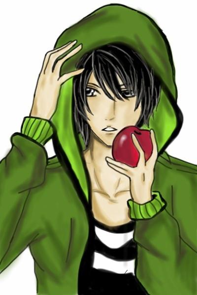 My favorite manga guy by akakitsune00