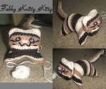 Tabby knitty kitty