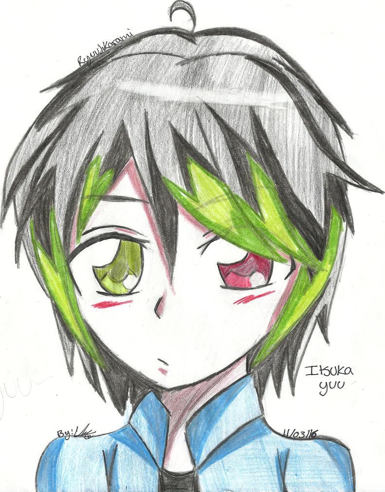 Yuu by RyuujiKarami