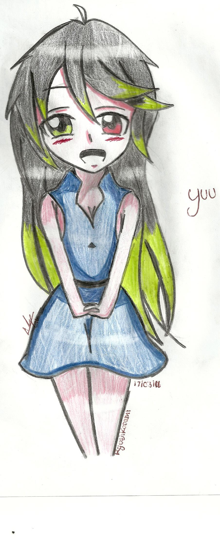 Yuu (genderbender) by RyuujiKarami