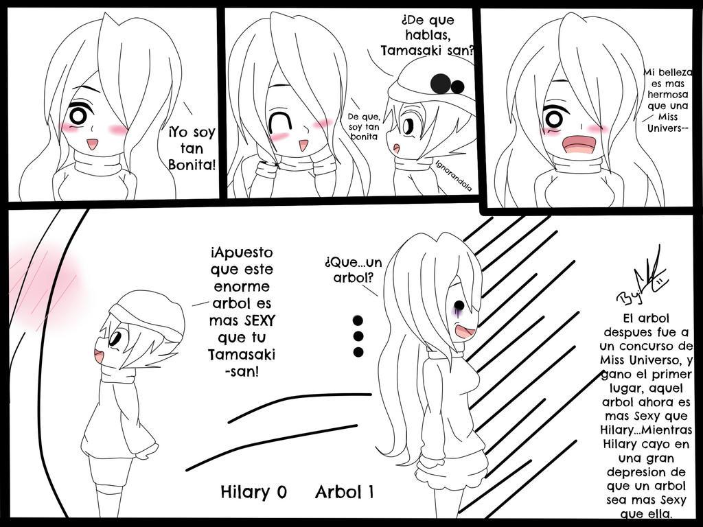 Sexy Arbol (Historieta No.1) by RyuujiKarami