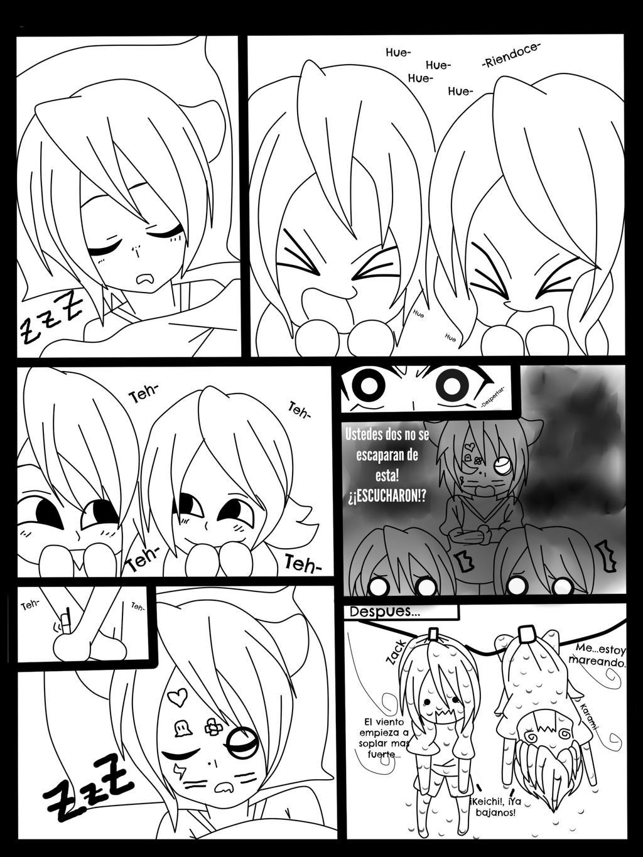 Venganza (Historieta No.2) by RyuujiKarami