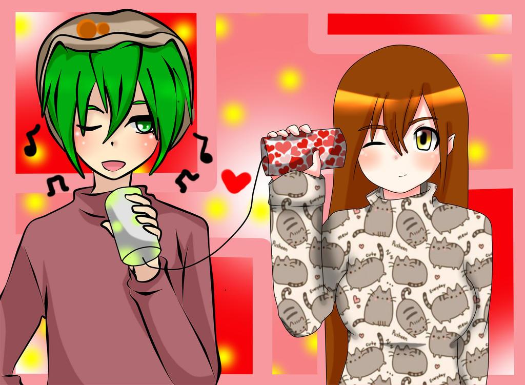 Couple by RyuujiKarami