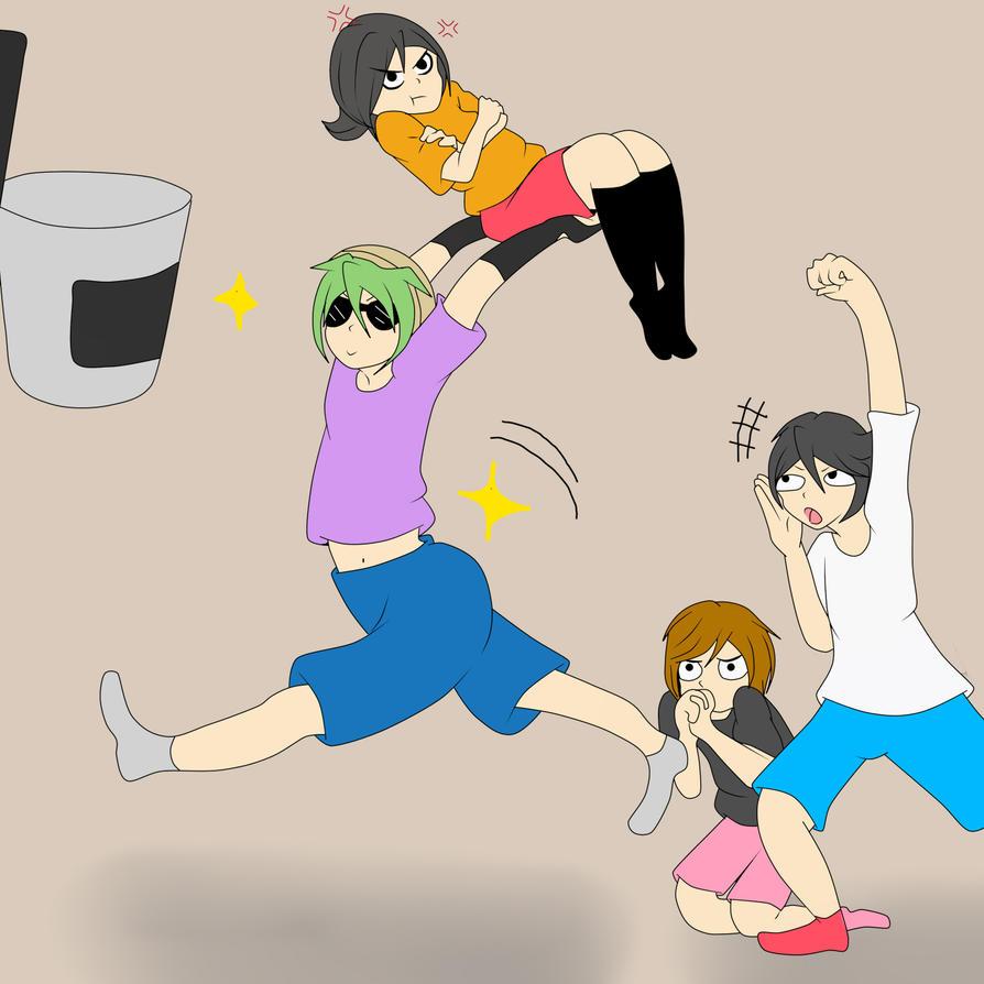 Amigos  by RyuujiKarami