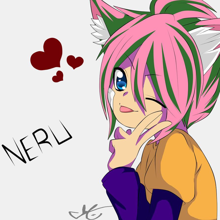 Neru by RyuujiKarami