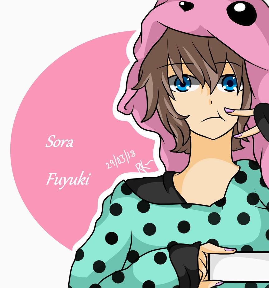 Sora by RyuujiKarami
