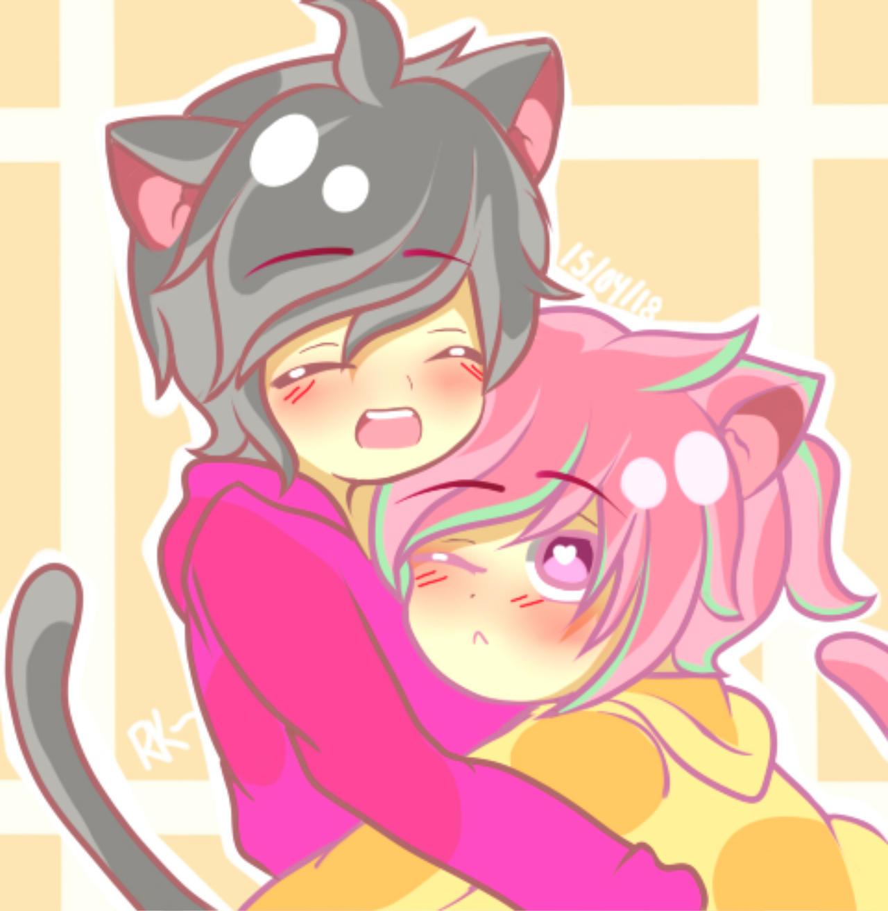 Kittens -oc- by RyuujiKarami