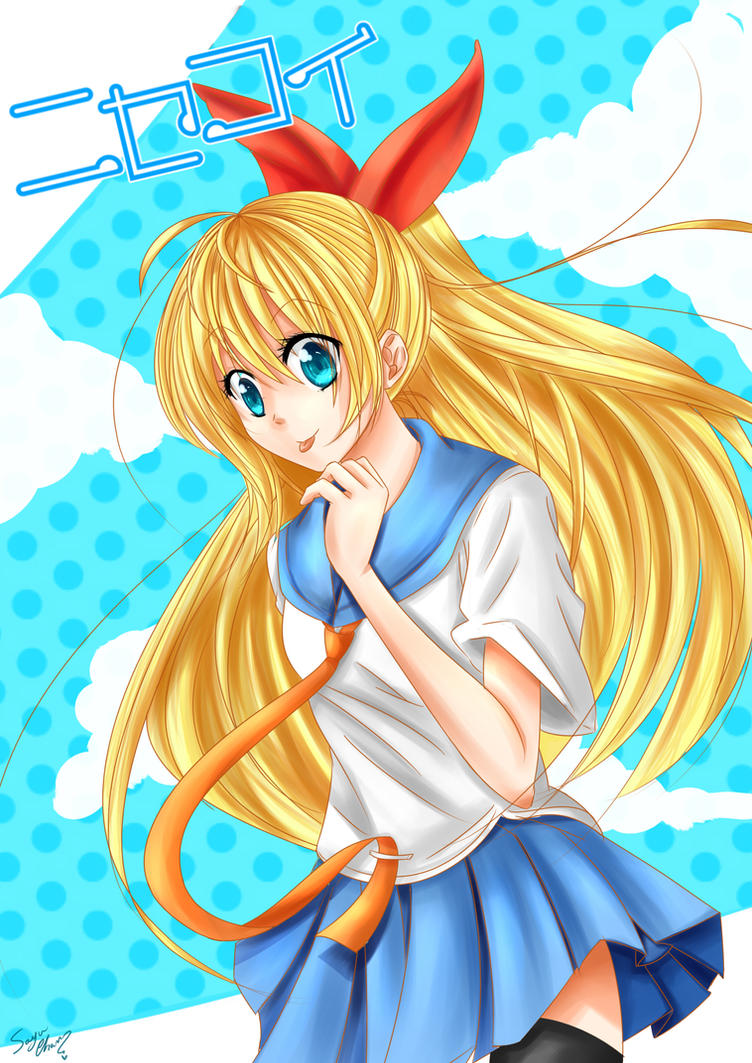 chitoge chan by sayu--chan