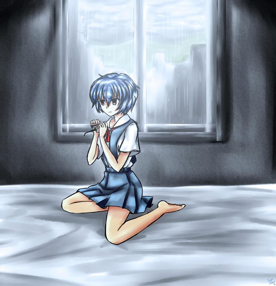 Rei Ayanami by sayu--chan