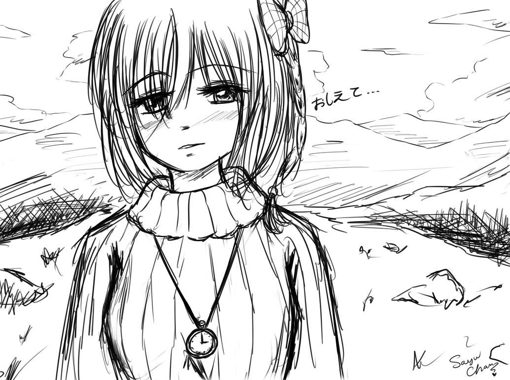 little sketch by sayu--chan