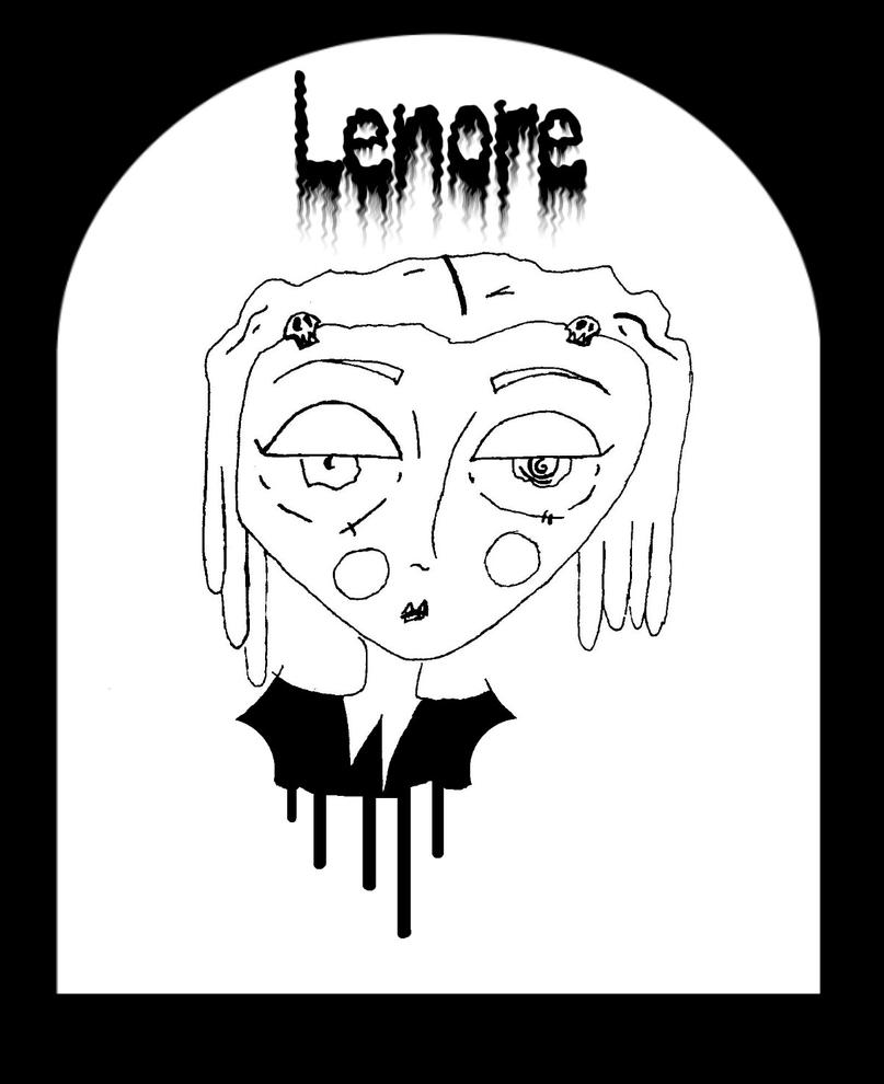 Lenore by LadyFrankenstein1138
