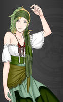 Gypsy Hisako