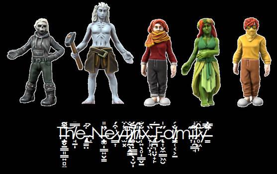 The Neytirix Family
